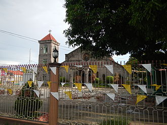 Candelaria, Quezon - Our Mother of Perpetual Help Parish Church of Taguan