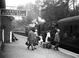 Talyllyn Junction railway station