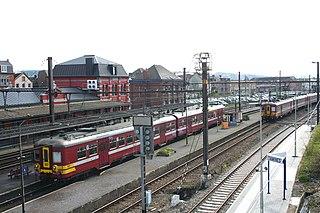 Belgian railway line 130 railway line in Belgium