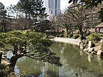 Tampurin Hill and Masago Beach in Shukkei Garden 2.jpg