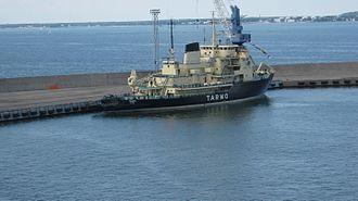 Estonian Maritime Administration - Image: Tarmo 1963 IMO 5352886 Tallinn 14 July 2013
