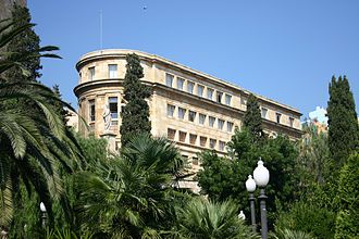 National Archaeological Museum of Tarragona - The museum's main building.