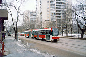 Image illustrative de l'article Tramway de Samara