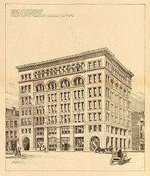 Wainwright Building Designer