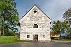 Techelsberg Ebenfeld Filialkirche hl. Vitus West-Wand 11052020 8945.jpg