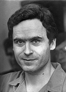 Ted Bundy headshot