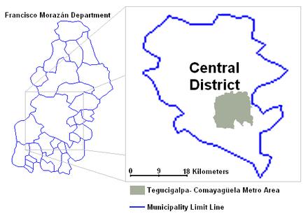 Tegucigalpa - Wikiwand