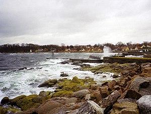 Tejn - Tejn harbour