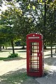 Telephone Box in Kensington Gardens - geograph.org.uk - 1464780.jpg