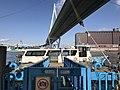 Tempozan Bridge from Tempozan Ferry Terminal.jpg