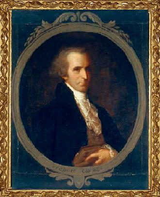 Teodoro Correr - Bernardino Castelli, Portrait of Teodoro Correr