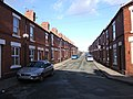 Terraced Houses in Cherry Road, Boughton - geograph.org.uk - 672834.jpg