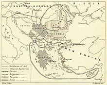 Balkans 1914