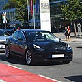 Tesla model 3 Dornbirn, Austria.jpg