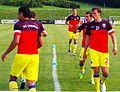 Testspiel Red Bull salzburg gegen Steaua Bukarest.JPG