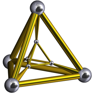 Cantellated 5-simplexes - Image: Tetrahedral prism
