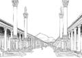 Tetrakionion in Ephesus.png