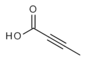 Tetrolic acid - Image: Tetrolic acid