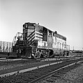 Texas & Pacific, Diesel Electric Road Switcher No. 1126 (21871356775).jpg
