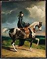 Théodore Gericault - Horsewoman - 2019.141.11 - Metropolitan Museum of Art.jpg