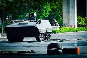 Type 85 AFV - A Thai Type-85 AFV.