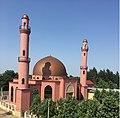 The Ali Mosque in Boradigah Azerbaijan.jpg