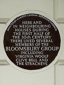 The bloomsbury group (camden)