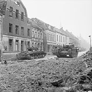 The British Army in North-west Europe 1944-45 B14779