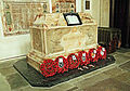 The Cenotaph, St Mary's Church - Bury St Edmunds. (2015-05-20 12.28.19 by Jim Linwood).jpg