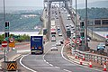 The Forth Road Bridge (minus toll booths) - geograph.org.uk - 828856.jpg