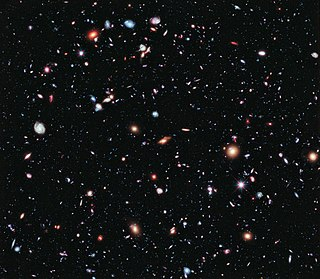 Cosmology the scientific study of the origin, evolution, and eventual fate of the universe