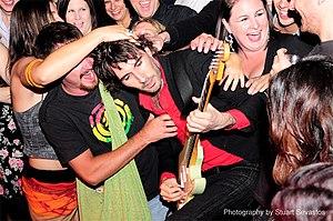 The Mess Hall - Image: The Mess Hall @ Amplifier Bar (31 12 2009) (4255899449)