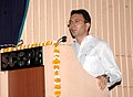 The Minister of State for Petroleum & Natural Gas, Shri Jitin Prasada addressing at the launch of the BS-IV Fuels in Delhi, in New Delhi on March 24, 2010.jpg