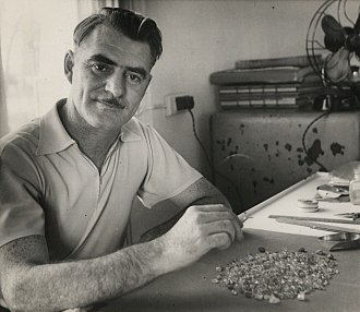 John Williamson (geologist) - Dr. Williamson, 1958