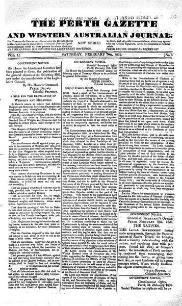 File:The Perth Gazette and Western Australian Journal 1(8).djvu