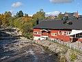 The Power Plant Museum sits near Vantaanjoki River. Музей электростанции - panoramio.jpg