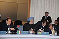 The Prime Minister, Dr Manmohan Singh attending the Opening Plenary Session of the G-20 Summit, in Toronto, Canada on June 27, 2010 (1).jpg