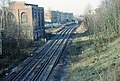 The Railway towards Nunhead - geograph.org.uk - 647756.jpg