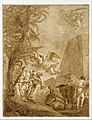 The Rest on the Flight into Egypt (with a Truncated Pyramid on the Right) MET DT3224.jpg