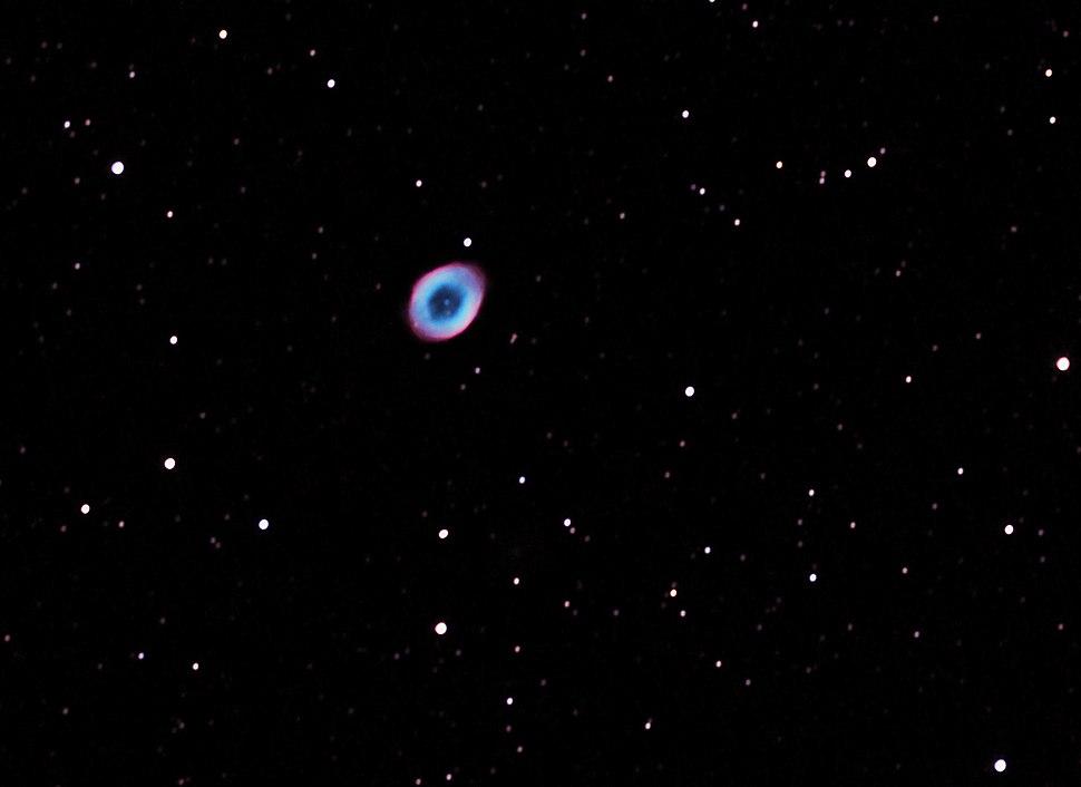 The Ring Nebula M57