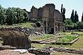 The Stadium Garden, Hadrian's Villa, Tivoli (37427189094).jpg