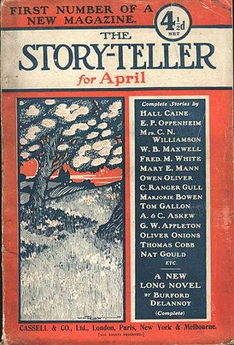 The Story-Teller - The Story-Teller April 1907, issue 1