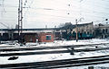 The Trans-Siberian Railway - 1990. Outside Perm Station..jpg
