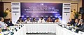 The Union Minister for Textiles, Dr. Kavuru Sambasiva Rao addressing the CII CEO Roundtable on New Textile Policy, in New Delhi on July 15, 2013.jpg