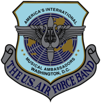 The United States Air Force Band Shield