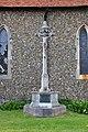 The War Memorial, St Alban Church. - geograph.org.uk - 1440978.jpg
