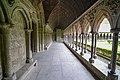 The cloister - Mont St Michel (32078906414).jpg