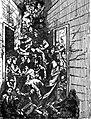 The crush on the gallery stairs, Precious Blood Church fire, Holyoke, Mass.jpg