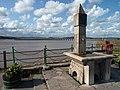 The drinking fountain on Arnside's promenade - geograph.org.uk - 1452279.jpg
