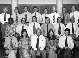 Northern Territory Legislative Assembly - The first Northern Territory Legislative Assembly, 1976